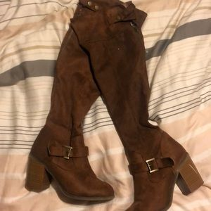 Cathy Jean boots